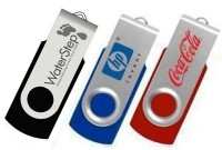 printed flash drives with your logo